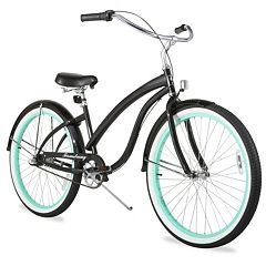 Firmstrong Women's 26-in. Bella Fashionista Three-Speed Beach Cruiser Bike