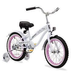Firmstrong Girls 16-in. Bella Single-Speed Bike with Training Wheels