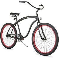 Firmstrong Men's 26 in Bruiser Single-Speed Beach Cruiser Bike
