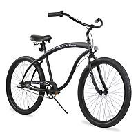 Firmstrong Men's 26 in Bruiser Three-Speed Beach Cruiser Bike