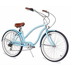Firmstrong Women's 26 in Chief Lady Seven-Speed Beach Cruiser Bike