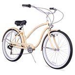 Firmstrong Women's 26-in. Chief Lady Seven-Speed Beach Cruiser Bike