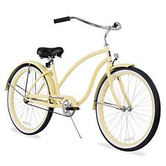 Firmstrong Women's 26 in Chief Lady Single-Speed Beach Cruiser Bike