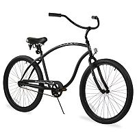 Firmstrong Men's 26 in Chief Man Single-Speed Beach Cruiser Bike