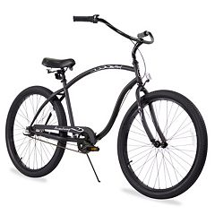 Firmstrong Men's 26-in. Chief Man Three-Speed Beach Cruiser Bike