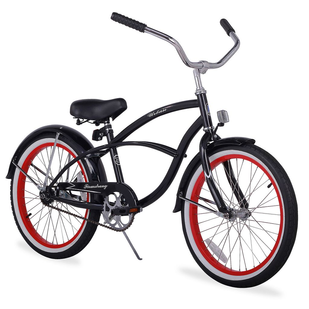Firmstrong Boys 20-in. Urban Single-Speed Beach Cruiser Bike