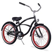 Firmstrong Boys 20 in Urban Single-Speed Beach Cruiser Bike