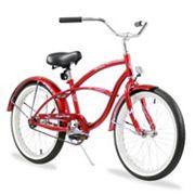 Firmstrong Boys 20 in Urban Single-Speed Beach Cruiser Bike