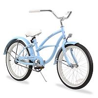Firmstrong Girls 20-in. Urban Single-Speed Beach Cruiser Bike