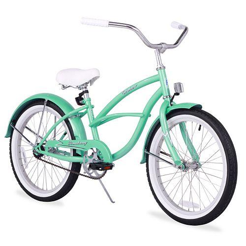 1a06207a303 Firmstrong Girls 20-in. Urban Single-Speed Beach Cruiser Bike