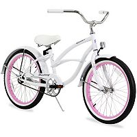 Firmstrong Girls 20 in Urban Single-Speed Beach Cruiser Bike