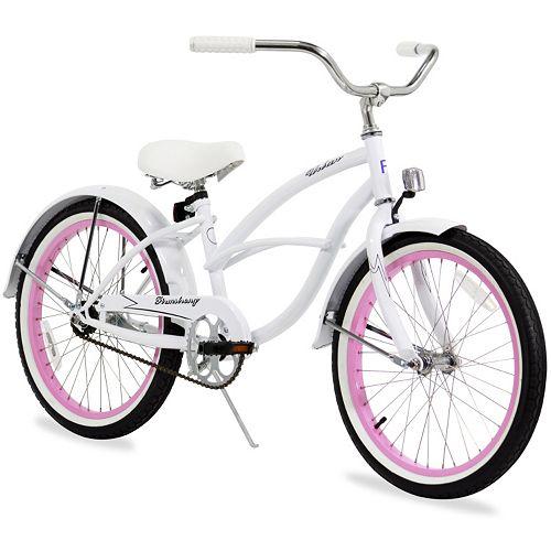 Firmstrong Girls 20-in. Urban Single-Speed Beach Cruiser Bike