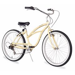 Firmstrong Women's 26 in Urban Seven-Speed Beach Cruiser Bike