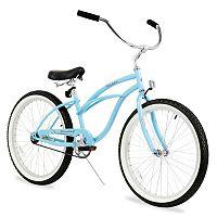 Firmstrong Women's 24 in Urban Single-Speed Beach Cruiser Bike