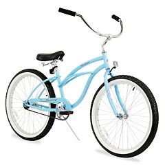 Firmstrong Women's 24 in Urban Single-Speed Beach Cruiser Bike