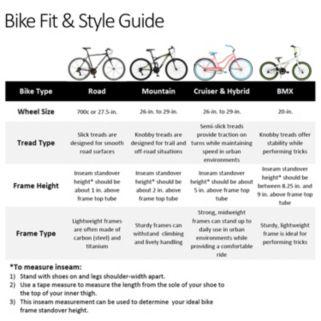 Firmstrong Women's 26-in. Urban Single-Speed Beach Cruiser Bike
