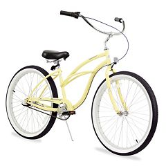 Firmstrong Women's 26 in Urban Three-Speed Beach Cruiser Bike