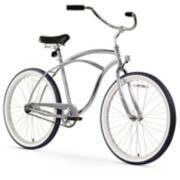 Firmstrong Men's 26-in. Urban Alloy Single-Speed Beach Cruiser Bike