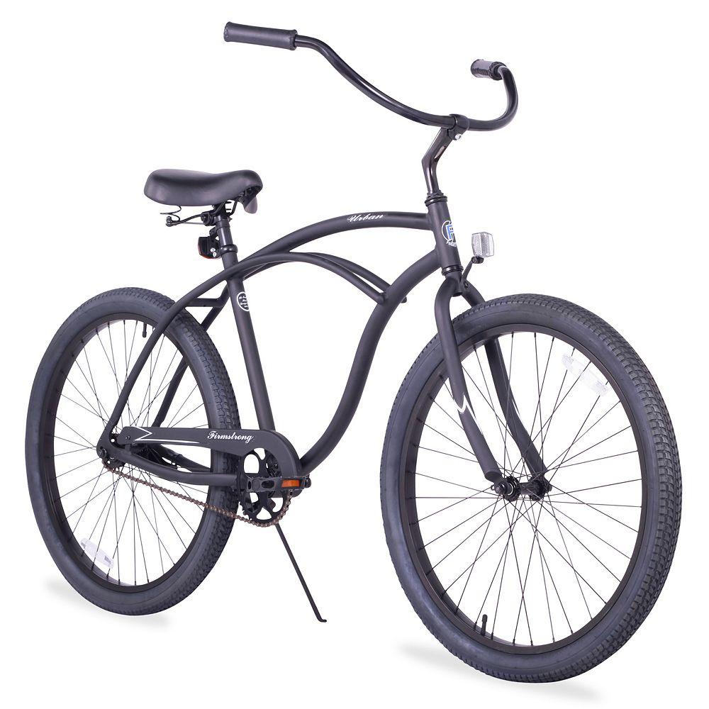 Men S 26 In Urban Alloy Single Speed Beach Cruiser Bike