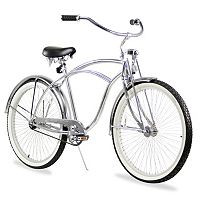 Firmstrong Men's 26 in Urban LRD Single-Speed Beach Cruiser Bike