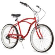 Firmstrong Men's 26-in. Urban Seven-Speed Beach Cruiser Bike