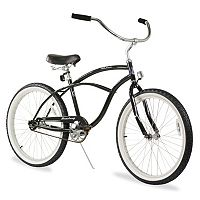 Firmstrong Men's 24 in Urban Single-Speed Beach Cruiser Bike