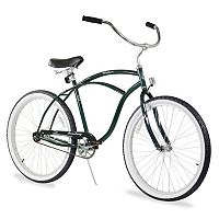 Firmstrong Men's 26 in Urban Single-Speed Beach Cruiser Bike