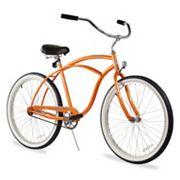 Firmstrong Men's 26 in Urban Single-Speed Beach Cruiser Bike