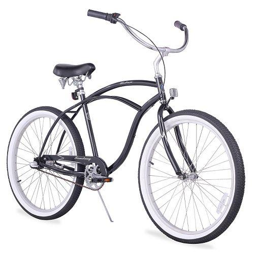Firmstrong Men's 26-in. Urban Three-Speed Beach Cruiser Bike