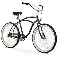 Firmstrong Men's 26-in. Urban Three-Speed Beach Cruiser Bike