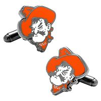 Oklahoma State University Pistol Pete Cuff Links