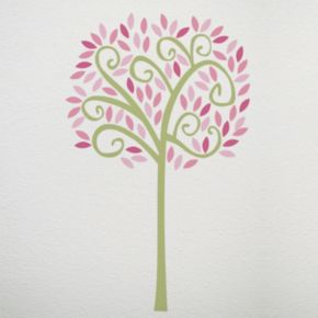 COCALO Audrey Tree Wall Decal