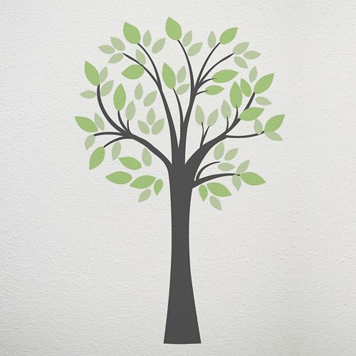 COCALO Julian Tree Wall Decal