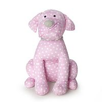 CoCaLo Audrey Dog Plush Toy