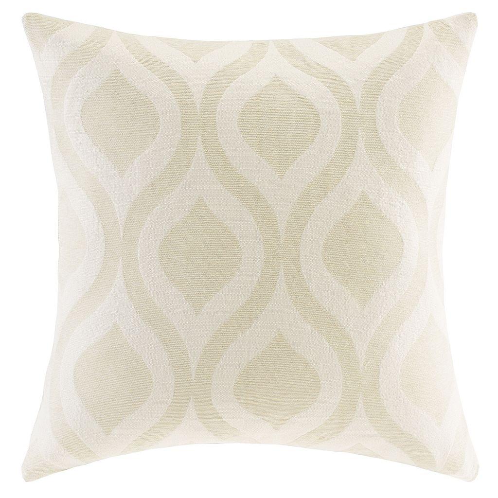 Madison Park Bergamo Chenille Throw Pillow