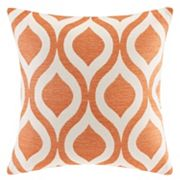 Madison Park Bergamo Chenille Throw Pillow