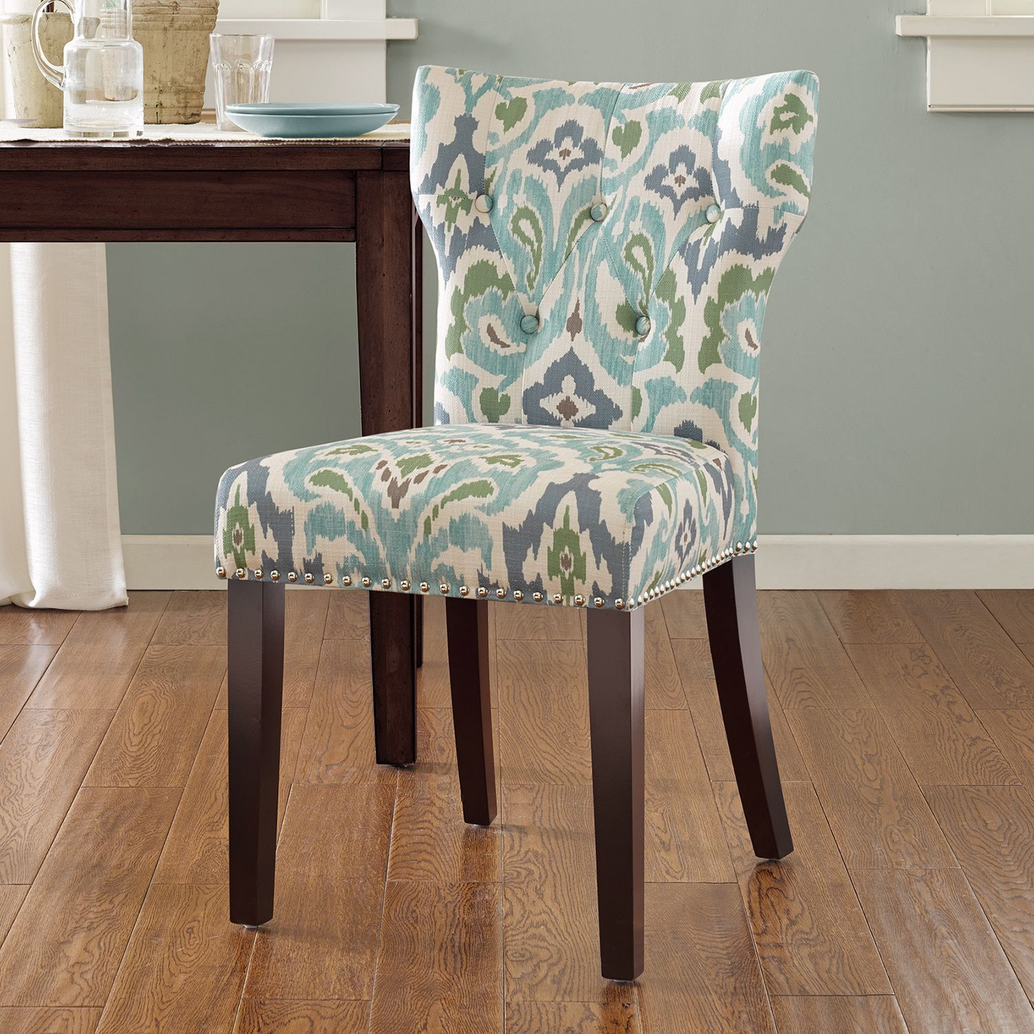 Charmant Madison Park Emilia Tufted Back Dining Chair
