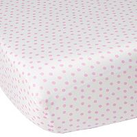 COCALO Audrey Fitted Crib Sheet