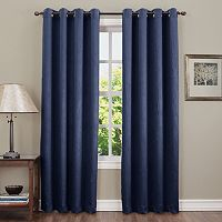Sun Zero Hanson Room Darkening Curtain