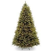 6-ft. Pre-Lit ''Feel Real'' Downswept Douglas Fir Artificial Christmas Tree