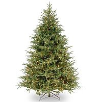 7.5-ft. Pre-Lit ''Feel Real'' Frasier Grande Artificial Christmas Tree
