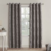Sun Zero Alchemy Blackout Curtain