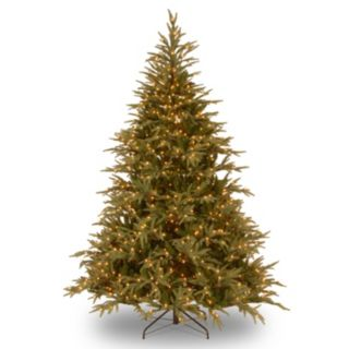 6-ft. Pre-Lit Dual LED ''Feel Real'' Frasier Grande Artificial Christmas Tree