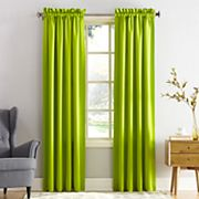 Sun Zero Gramercy Room Darkening Brights Window Curtain