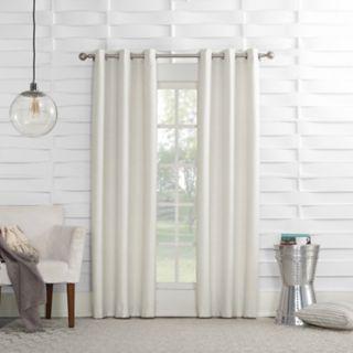 Sun Zero 1-Panel Thompson Thermal Window Curtain