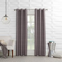 Sun Zero 1-Panel Thompson Thermal Window Curtain
