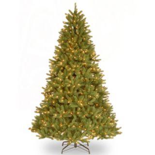9-ft. Pre-Lit ''Feel Real'' Grande Fir Medium Artificial Christmas Tree