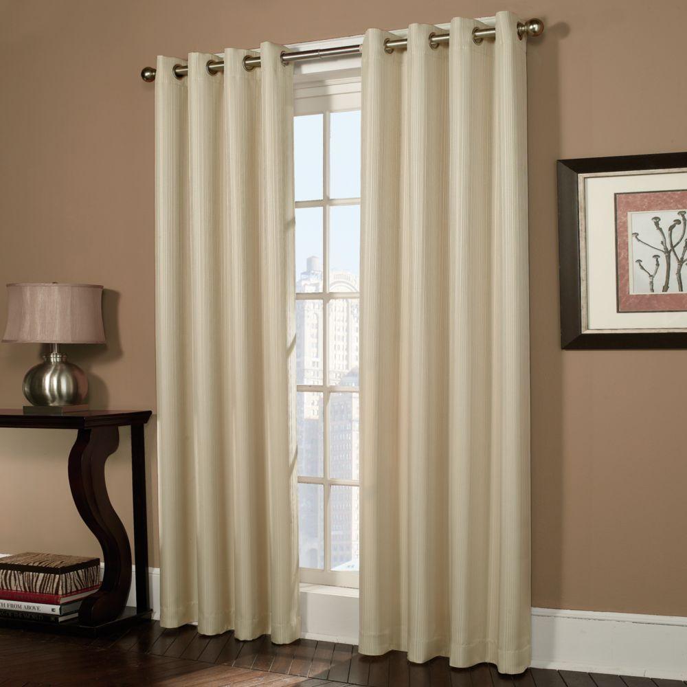 Home Classics Blackout Curtain Panel Twilight Grommet