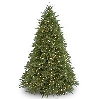 7.5-ft. Pre-Lit ''Feel Real'' Jersey Frasier Fir Artificial Christmas Tree