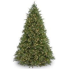 7.5-ft. Pre-Lit ''Feel Real'' Jersey Frasier Fir Artificial Christmas Tree